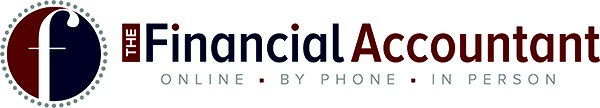 Financial Accountant Sticky Logo